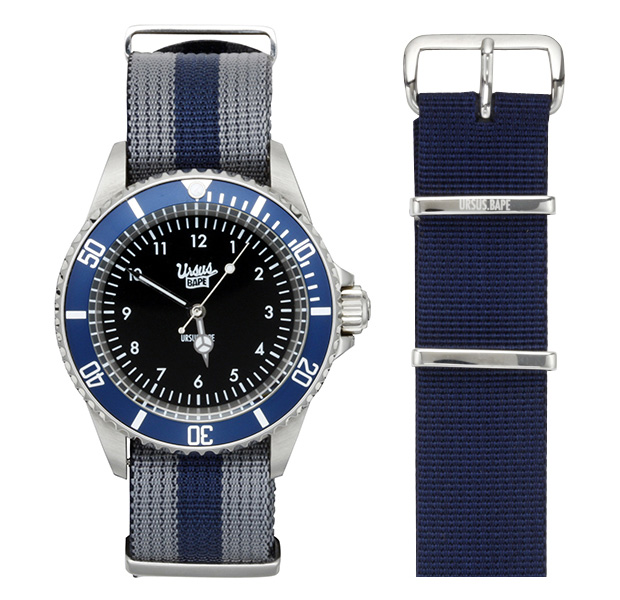 ursus-bape-bapex-watch